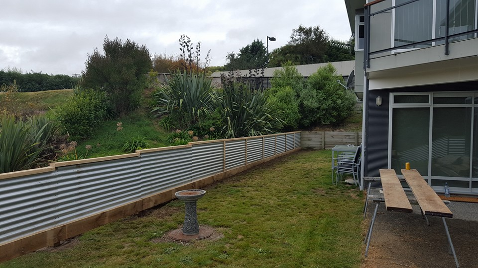 Defining a Boundary Line Fence
