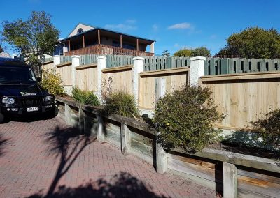 Council Boundary Fence
