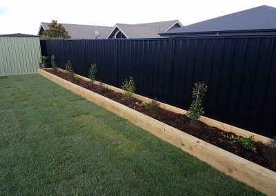 New Colour Steel Fence