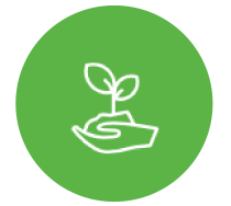 Holding Plant Icon| Quality Workmanship